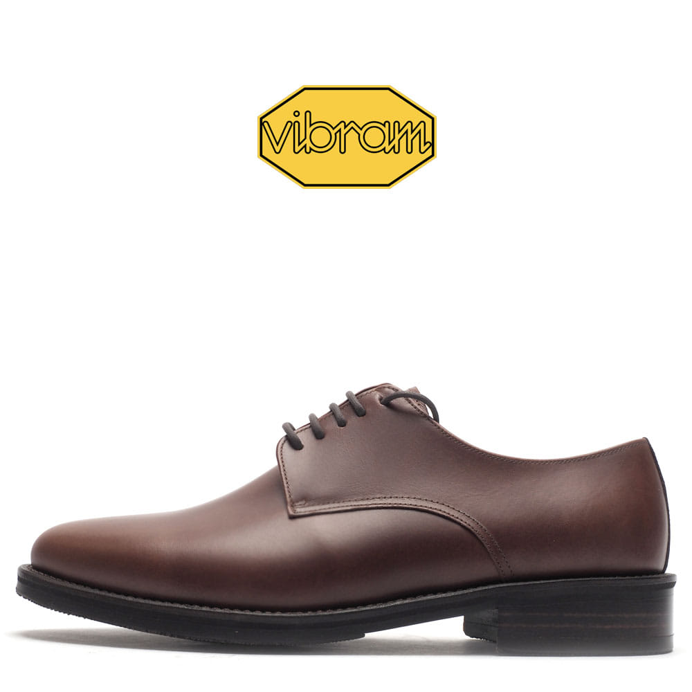 2054-02 / Red Brown Oil Tannage / Vibram 02 / C2