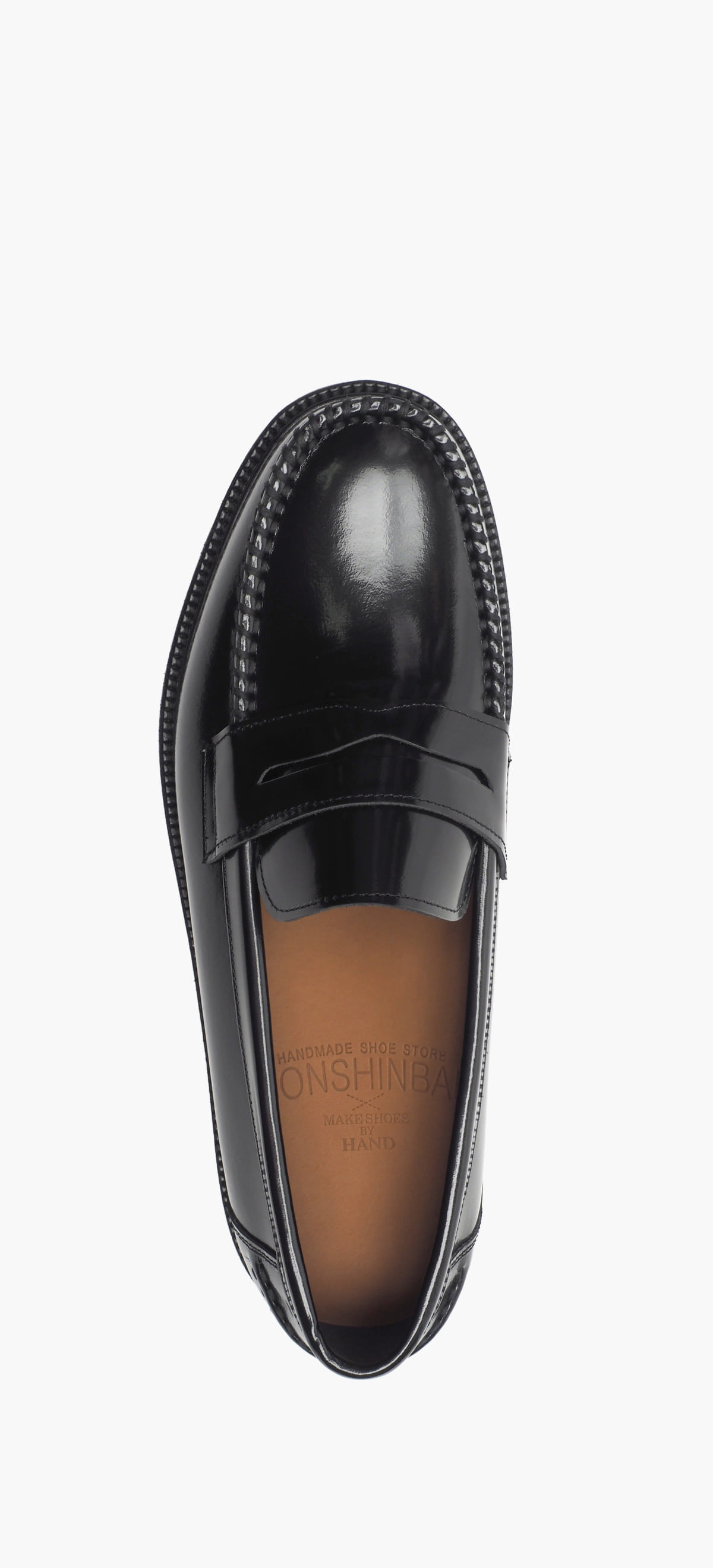 Penny Loafer 2220-05 Black CR Box