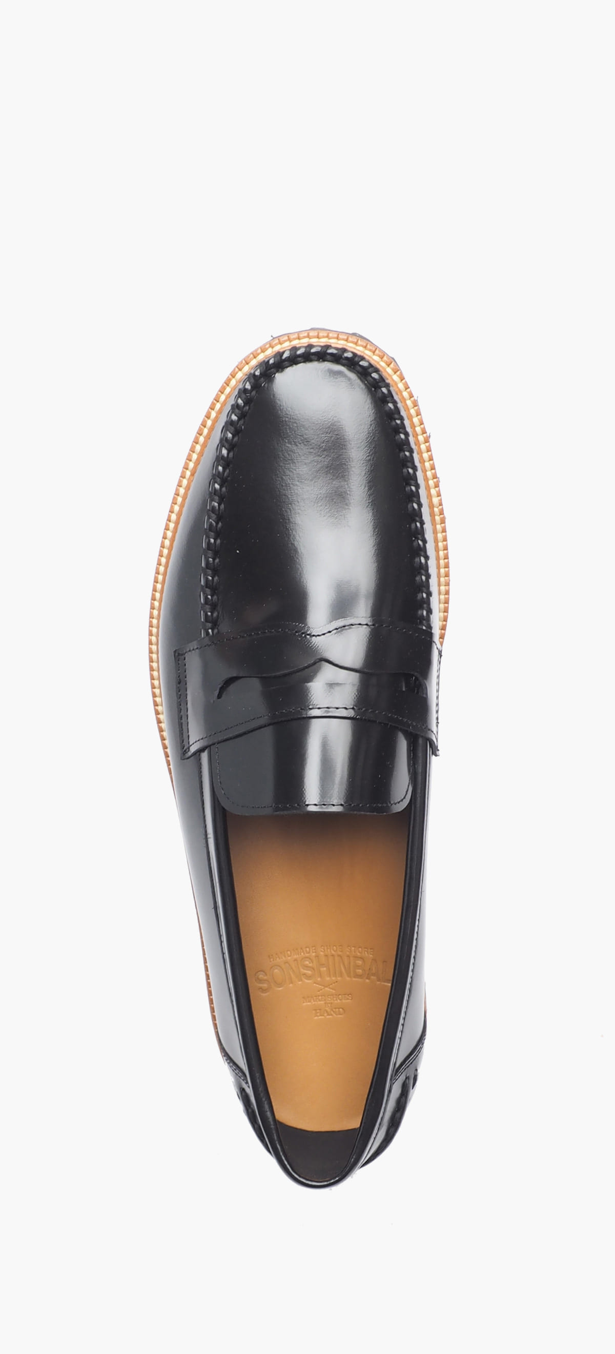 Penny Loafer 2220-03 Black CR Box