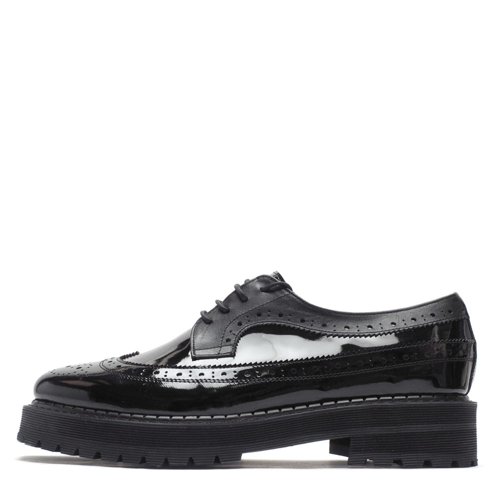 Wing Tip 0027-101 Black Combination